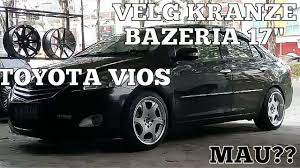 toyota limo modifikasi modifikasi toyota vios velg kranje bazeria sadis sampe grinda