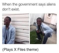 X Files Meme - 25 best memes about x files x files memes