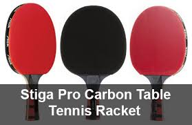 table tennis rubber reviews stiga pro carbon table tennis racket review gosports reviews