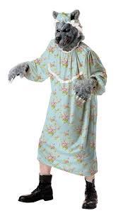 halloween wolf costume upc 019519078813 totally ghoul wolf granny halloween costume