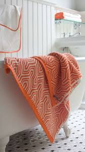 bathroom ideas tile small white bathroom design ideas with orange