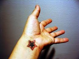 star tattoos on the wrist lovetoknow