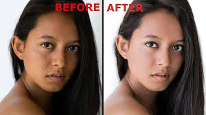 Hair Color For White Skin Picsart Tricks How To Retouch Or Black To White Your Skin