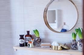 Bathroom Shelf With Mirror 17 Diy Space Saving Bathroom Shelves And Storage Ideas Shelterness