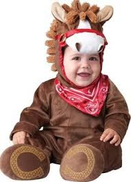Infant Halloween Costumes Infant Horse Halloween Costume Size 6 12 Months Image