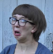 Meme Girl Face - photos of me noticing a wasp nest album on imgur