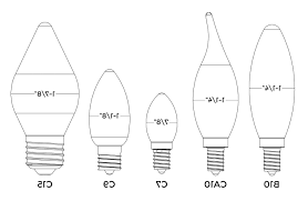 ceiling fan light bulb size ceiling fan light bulb size design 4 b and c bulb drawings