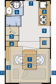 Toterhome Floor Plans 605 Best Expedition Camper Images On Pinterest Expedition