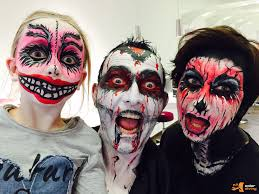 body painting halloween costumes faszination bodypainting halloween facepainting