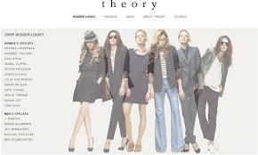 theory clothing style pantry theory launches e commerce