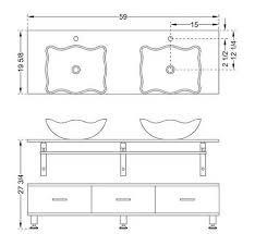Vanity Dimensions Standard Dimensions Of A Bathroom Great Bathroom Countertop Height
