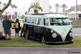 volkswagen classic bus the classic vw show june 12 2016 ca usa classiccult