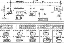 1999 mazda mx 5 wiring diagram mazda wiring diagram schematic
