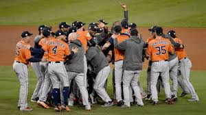 astros fans travel to california for world series games