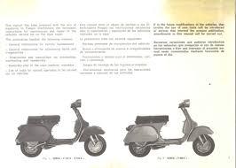 piaggio vespa et4 150 workshop manual 100 images vespa et4