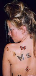 butterfly back for viewer com