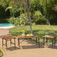 Allura Chairs And Tables And Patio Heaters Hire For All Party Coffee Table Sets You U0027ll Love Wayfair
