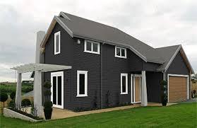 Home Colour Schemes Exterior - linea home suggested resene colour scheme based on resene