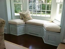bench custom cushions indoor intended for elegant house benches