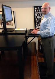 lawyers at standing desks benefits and drawbacks attorney at