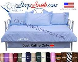 Daybed Dust Ruffle Dust Ruffle For Daybeds