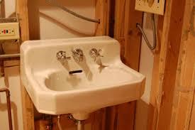 Antique Bathroom Faucets Fixtures Vintage Style Bathroom Fixtures Faucets In Sink Plan 4