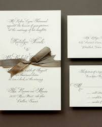 Single Card Wedding Invitations Your Wedding Guest List Etiquette Questions Answered Martha