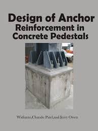 04093 design of anchor reinforcement in concrete pedestals pdf