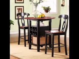 dining room table for 2 2 person dining table and chairs youtube
