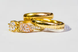 wedding rings in lagos on delivery gold wedding rings set in lagos