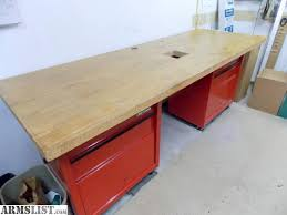 Setting Up A Reloading Bench Armslist For Sale Reloading Work Bench W Tool Chests