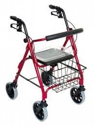 elder walker rollator walker