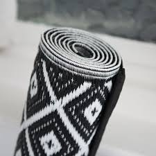 Black And White Outdoor Rug Black And White Indoor Outdoor Rug Green Decore