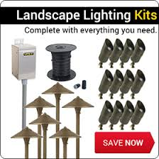 Led Low Voltage Landscape Lighting Kit Led Light Design Low Voltage Led Landscape Lighting Kits Outdoor