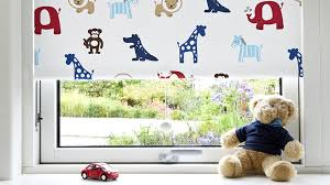 Roller Blinds For Childrens Bedrooms And Nurseries - Childrens blinds for bedrooms