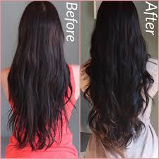 glam seamless hair extensions beauty morganestalamode