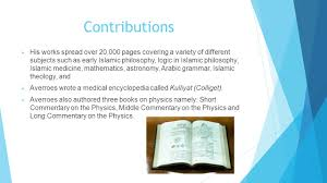 biology in the muslim world ppt download