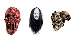 Scary Halloween Costumes 10 Scary Halloween Masks 2017