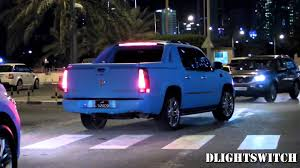 nissan blue truck baby blue escalade with matching nissan patrol youtube