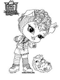 monster high clawdeen wolf coloring pages clawdeen wolf coloring pages coloring page clawdeen wolf from