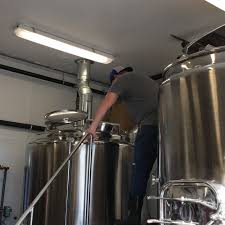 local homebuilder manufactures new business brewing beer and