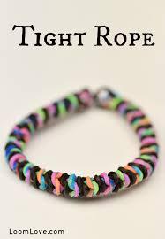make rainbow bracelet images How to make a rainbow loom tight rope bracelet jpg