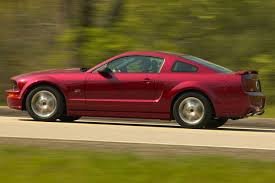 pret ford mustang 2006 ford mustang overview cars com