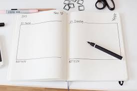 tagebuch selbst designen ᐅ kalender und notizbücher gestalten