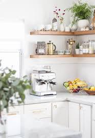 tour a wedding blogger u0027s stunning renovated kitchen kitchens