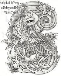 awesome fish tattoo design picmia