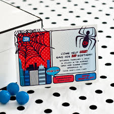 Spiderman Free Printable Invitations Cards Spiderman Invitations Printable Ideas Spiderman Face No Writing