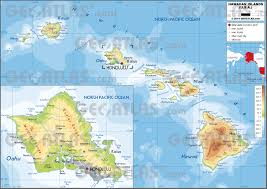 Thematic Maps Geoatlas Thematic Maps Hawaii Map City Illustrator Fully