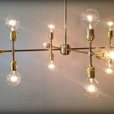Beaded Chandelier Etsy Best 25 Edison Bulb Chandelier Ideas On Pinterest Pertaining To
