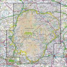 Mo Map Ol28 Dartmoor Os 1 25 000 Explorer U2013 Anquet Maps